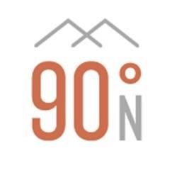 90-degrees North
