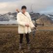 Frozen Earth - May 29 - January 10, 2016The Polar Pom-Pom Project Arctic Video