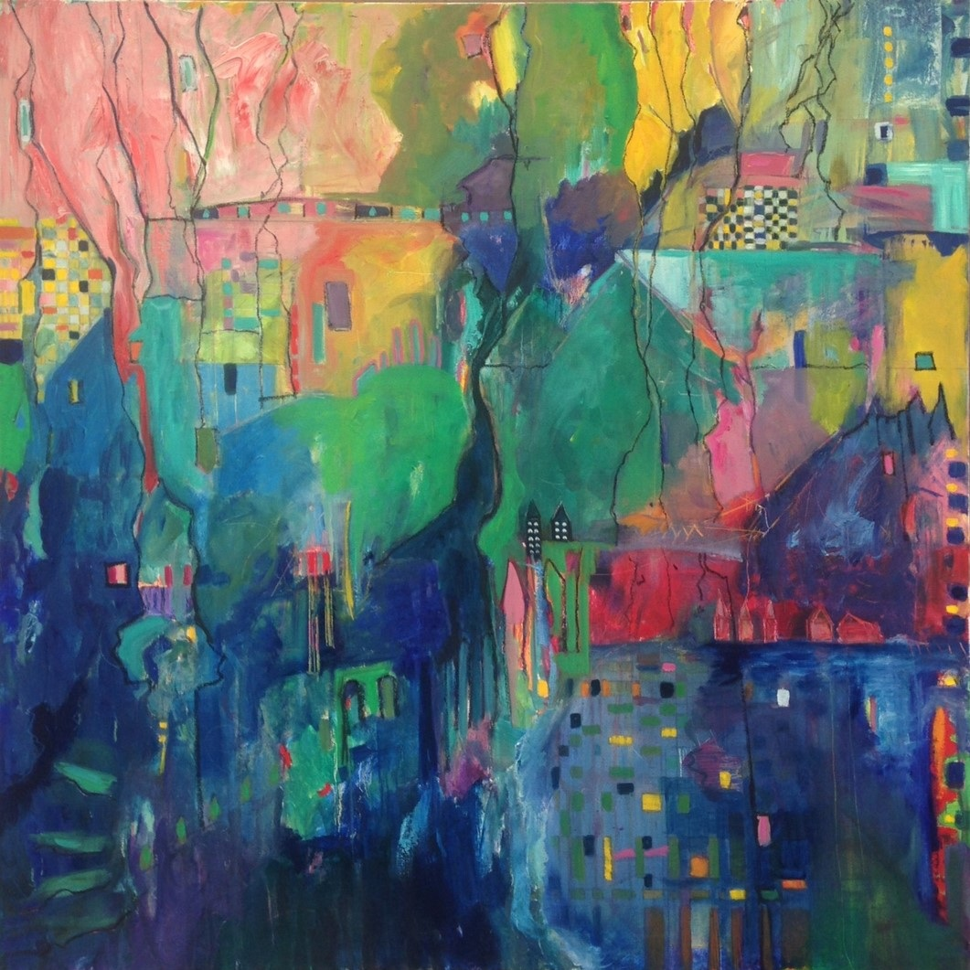 Andrea Sauchelli - December 2 - March 8, 2019Noyes Gallery at Shore Medical CenterEducation Guide