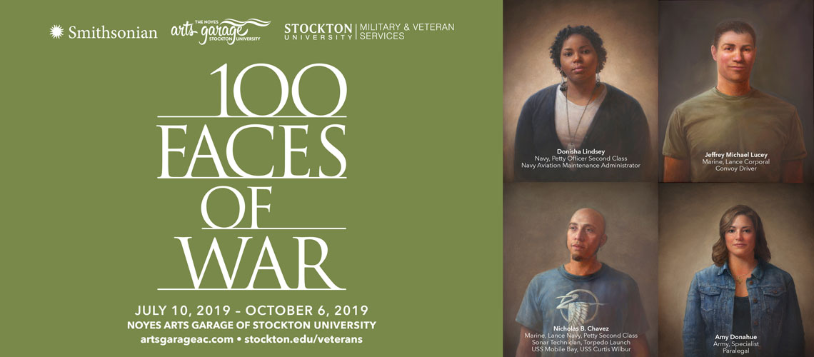 100 Faces of War - Education Guide / InterviewSmithsonian Institution / Smithsonian Institution Traveling Exhibition Service