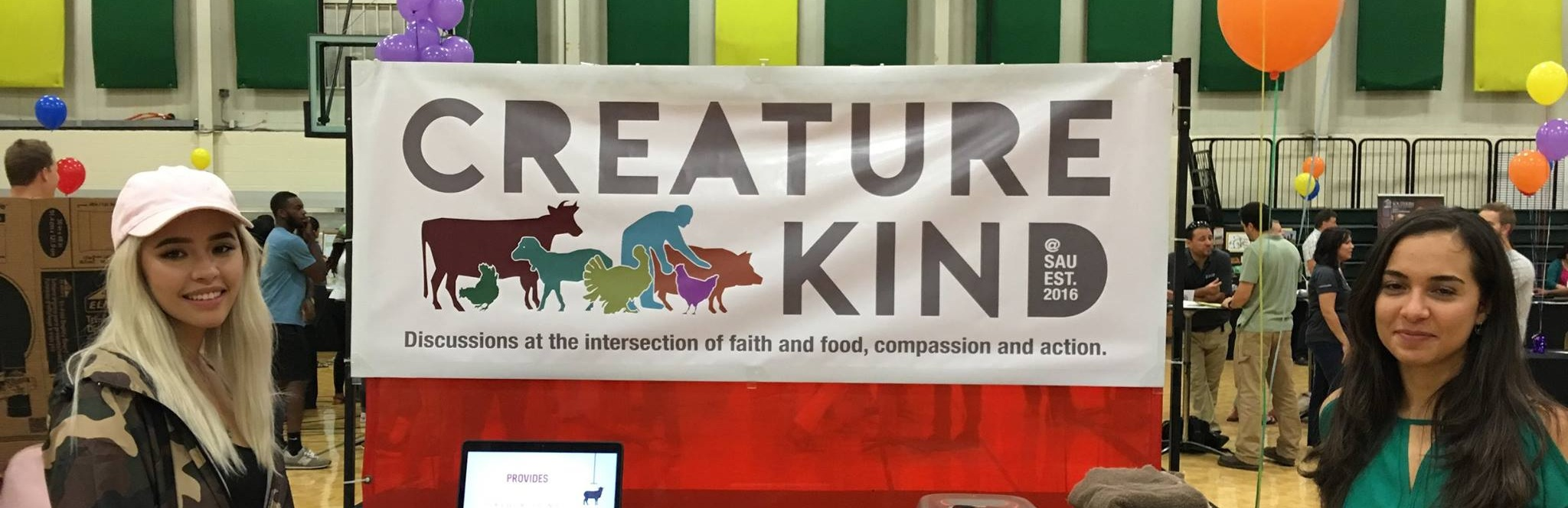 CreatureKind at Southern Adventist University, 2016