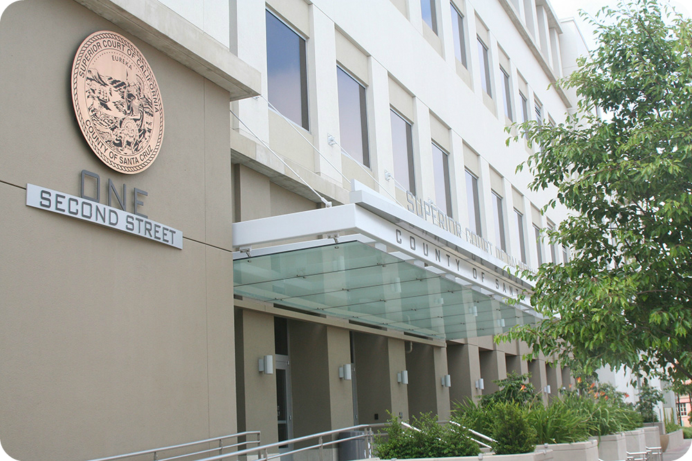 For Daily Watsonville Courthouse Runs - Contact us for information on Discounted Rates