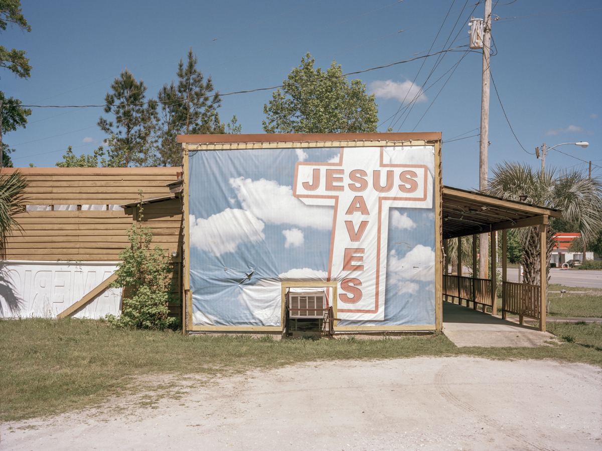 """""""Jesus Saves"""""""