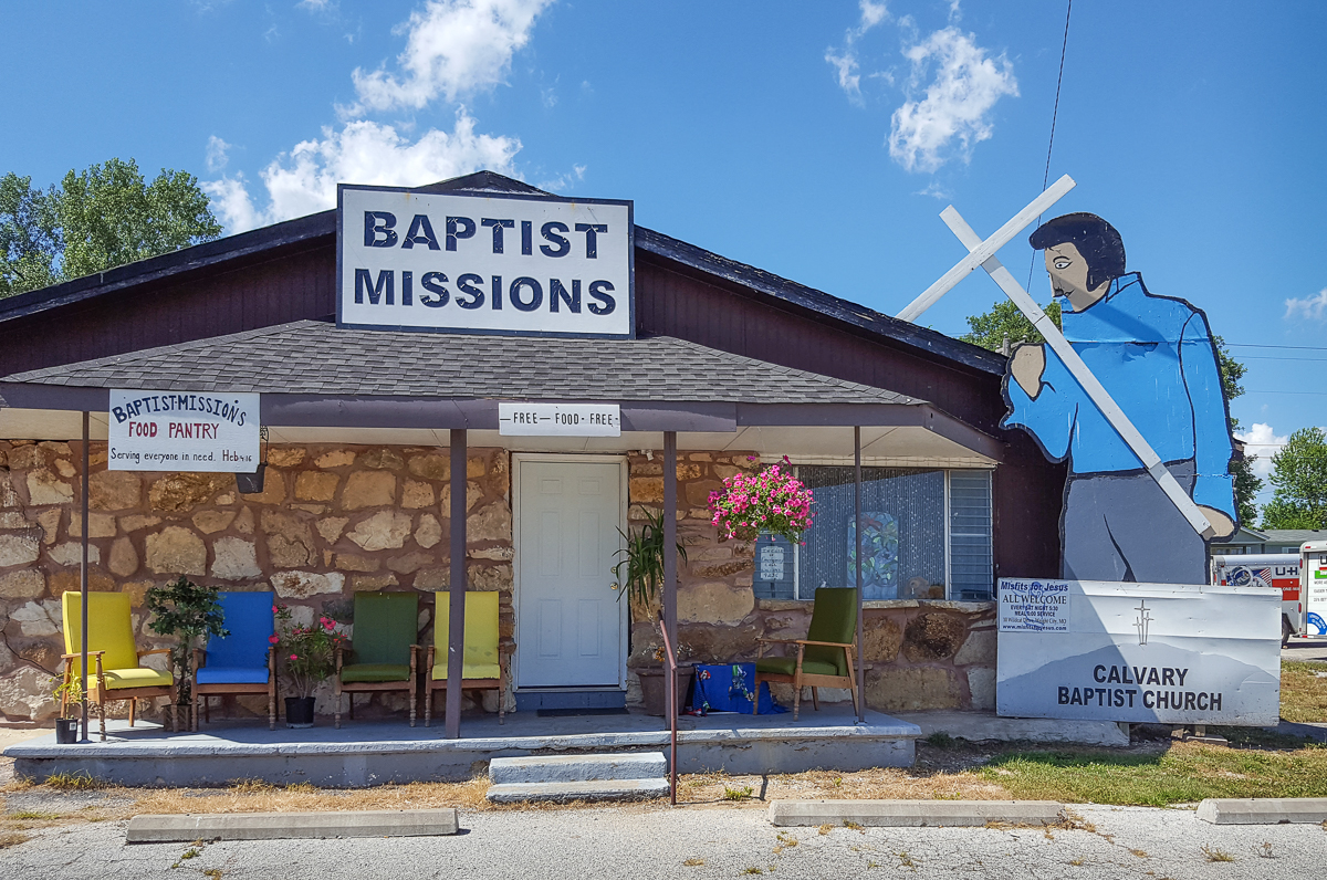 """Baptist Missions, Wright City MO"""