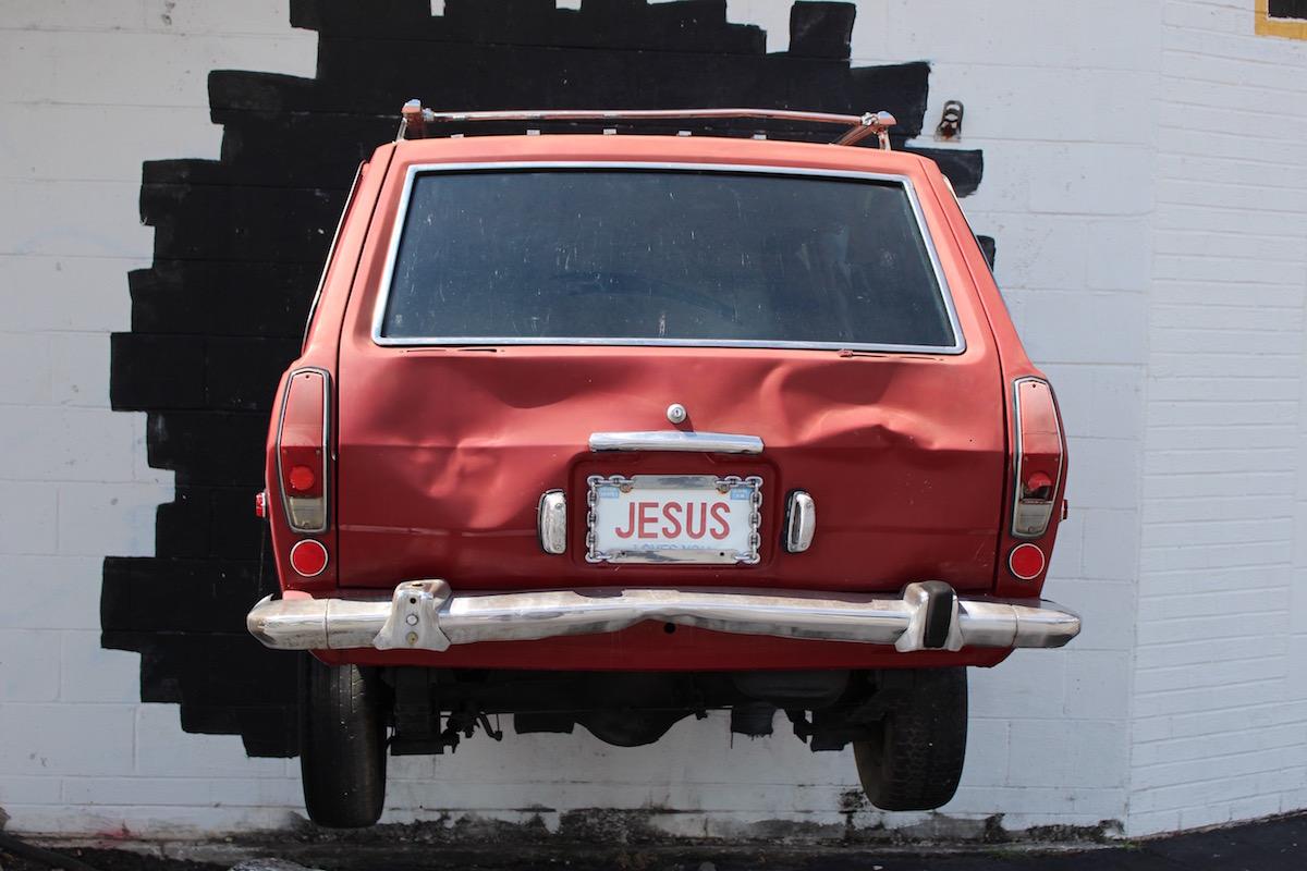 """""""Jesus Loves You"""""""