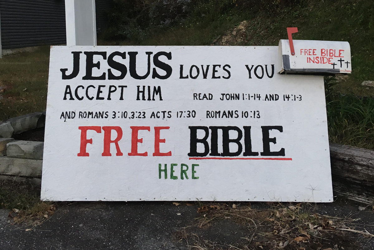 Accept Him