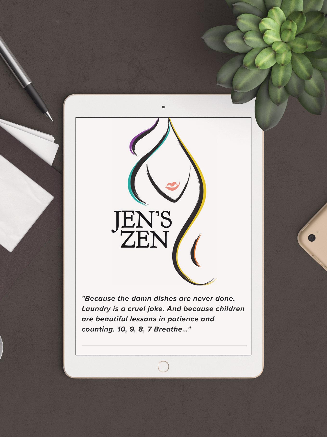 JEN'S ZEN