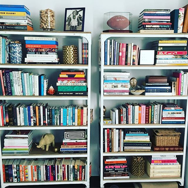 Stacks and stacks and stacks of books 📚#organization #library #books