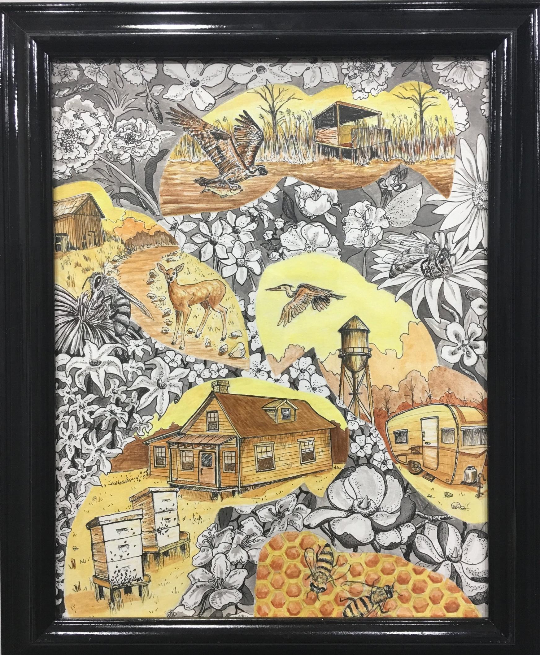HETTEL BEE FARM $225