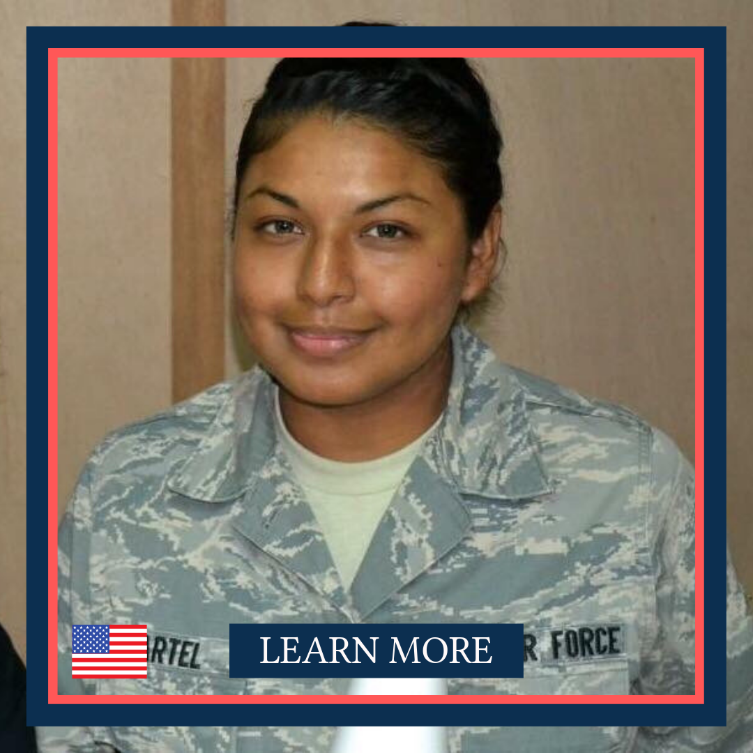 TEAM SILVIA: Managing finances and depression   Now in the Air Force Reserves, Silvia endured a sexual assault during her service that has derailed her career goals and many life plans. Now her goal is to be as healthy as possible, and that includes financial health with the dream of owning her own home for her and her daughter.