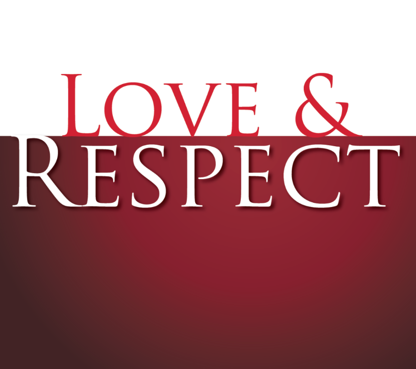 - To register for a Love and Respect group, fill out this form.