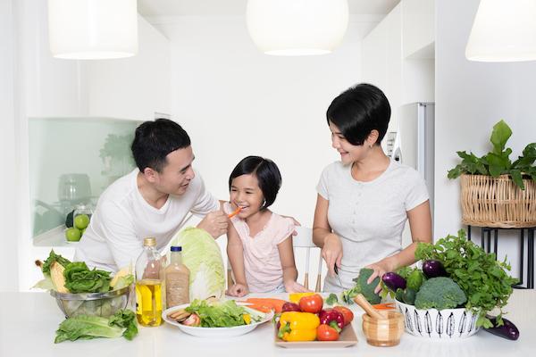 EEXCEL NI healthy eating