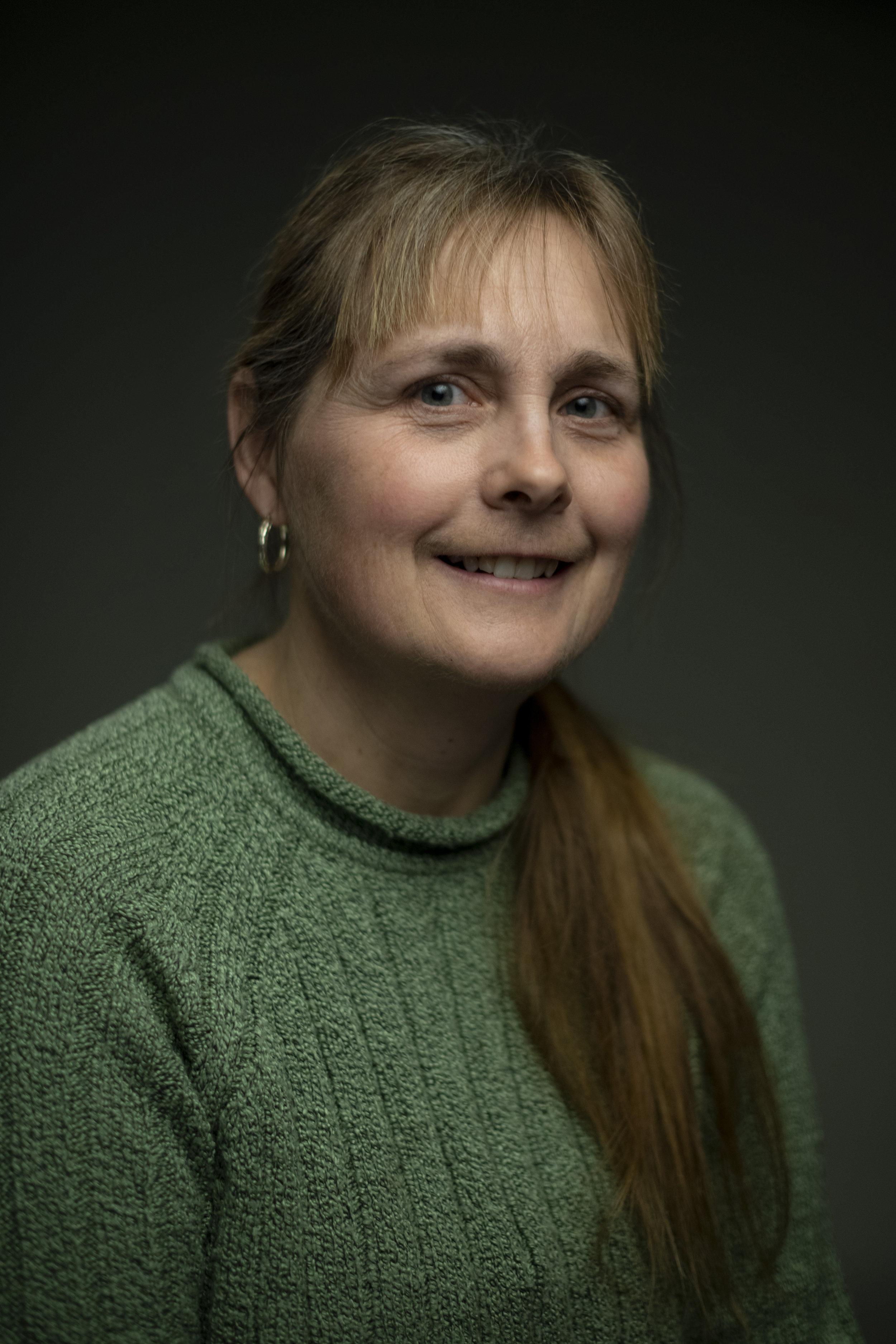 Brenda Hall   Professor of Glacial and Quaternary Geology, University of Maine -