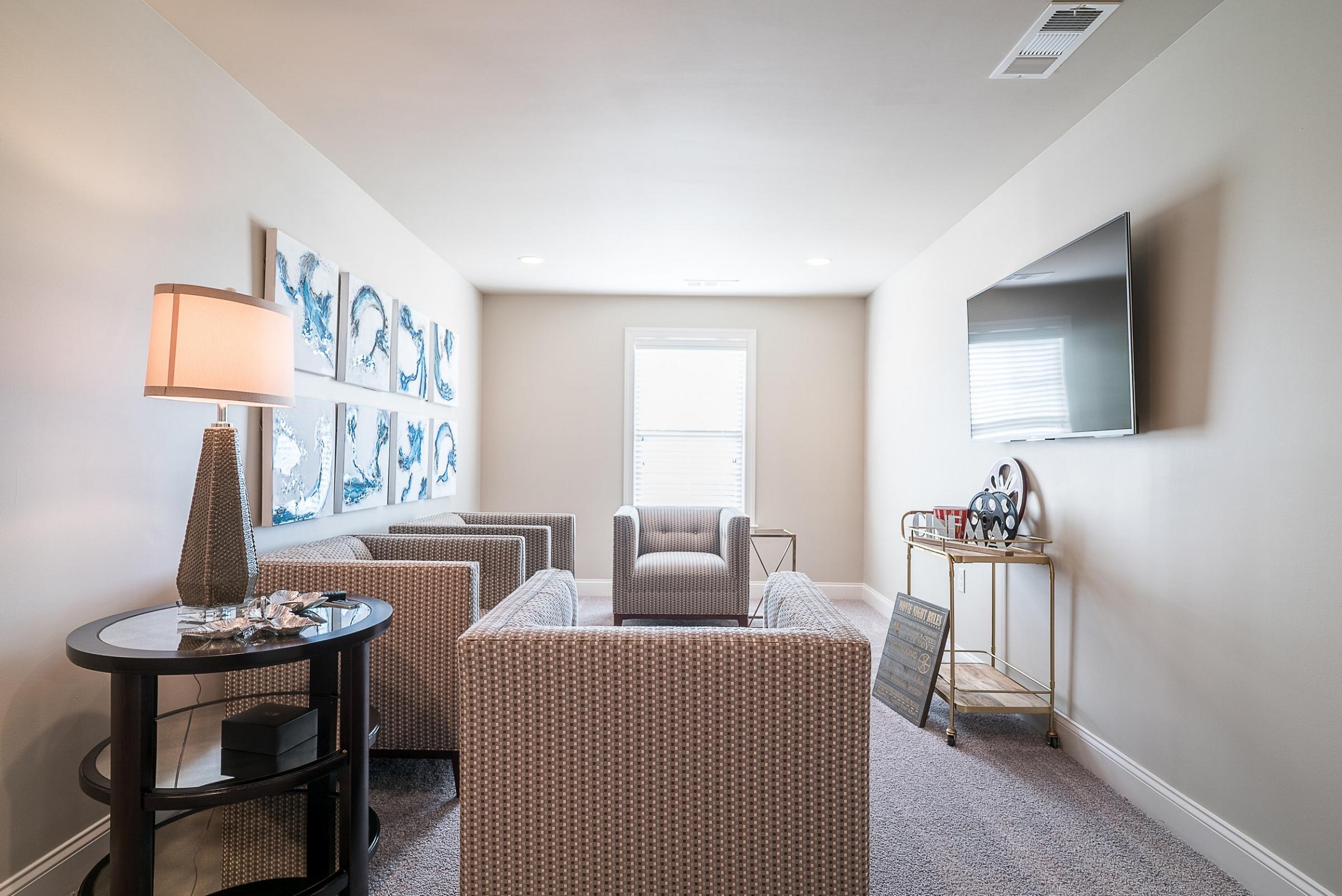 Second Level Bonus Room