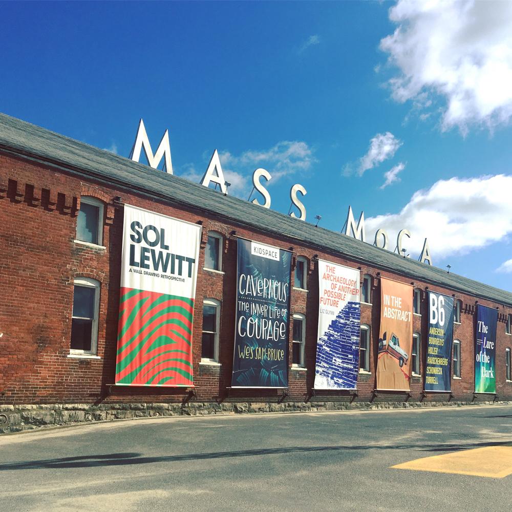 Mass MoCA Residency