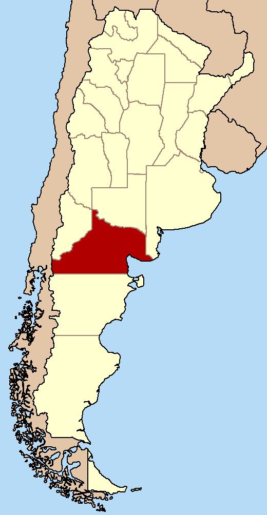The Rio Negro region of Patagonia, Argentina.