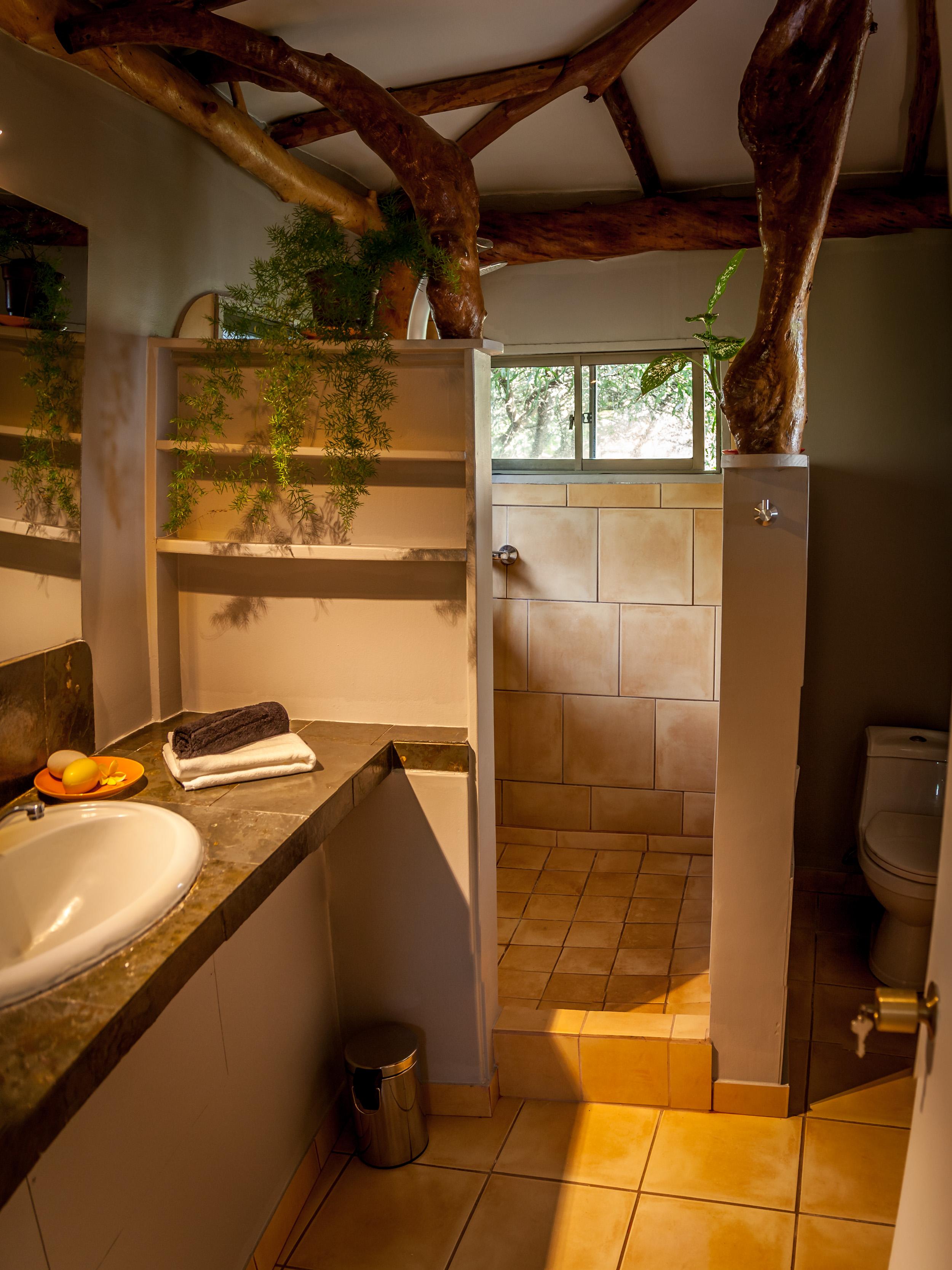 alojamiento en isla de pascua - Cabanas - Kona Koa Lodge 7