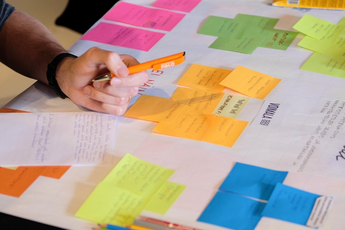 Palveluiden kehittäminen ja konseptointi - Tarjoamme aitoa ja laaja-alaista palveluiden kehittämistä käytännönläheisellä otteella sekä digitaalisiin että perinteisiin palvelukanaviin. Palveluiden kehittämisprojektit tähtäävät yleensä parantuneeseen asiakaskokemukseen ja kysynnän kasvuun. Lue lisää>>