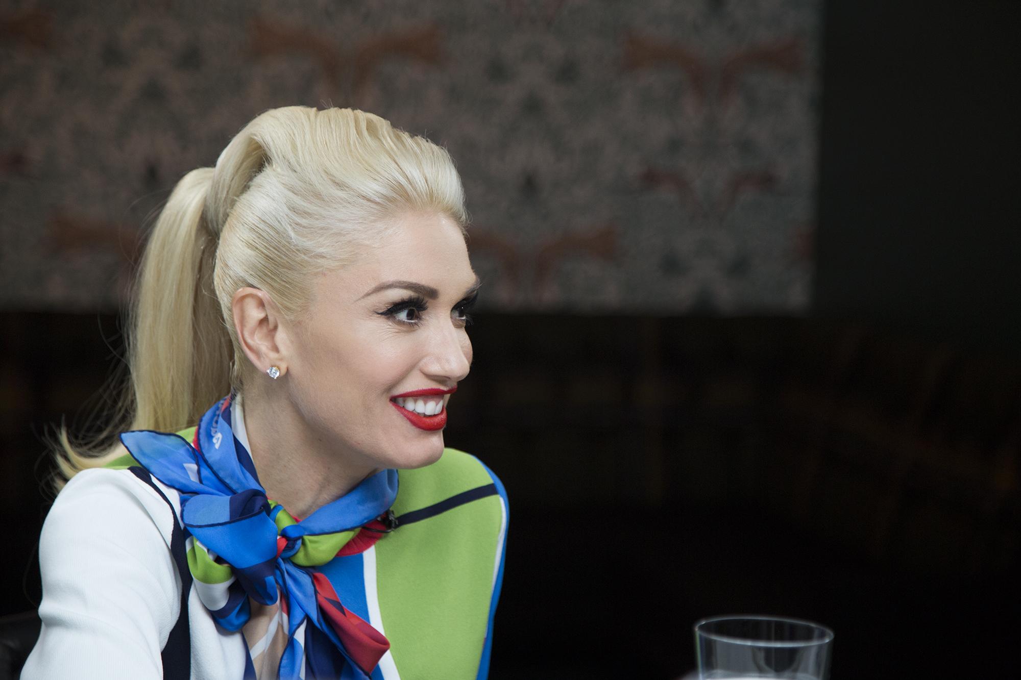 Gwen Stefani, 2016