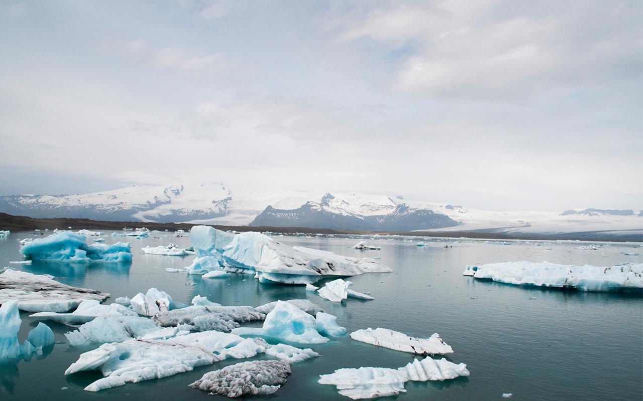 ICELAND icebergs  | Jakee Zaccor | Jacqueline Zaccor | JZaccor Designs