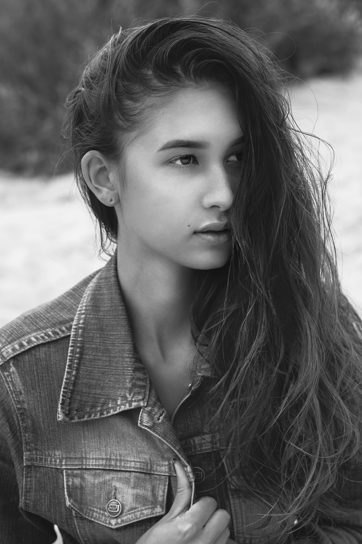 Modell: Sofia Engqvist  Hår: Malin Olsson