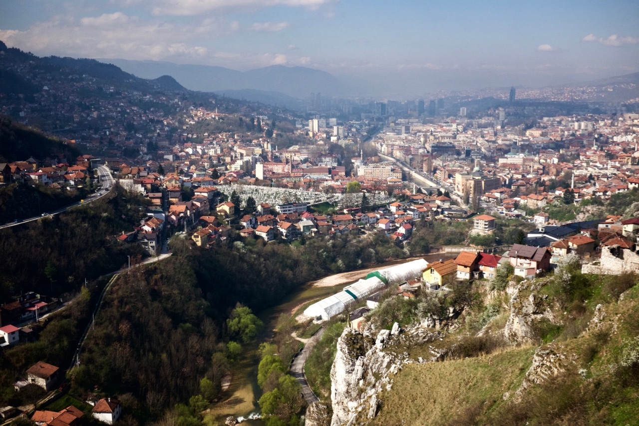 Sarajevo Overlook