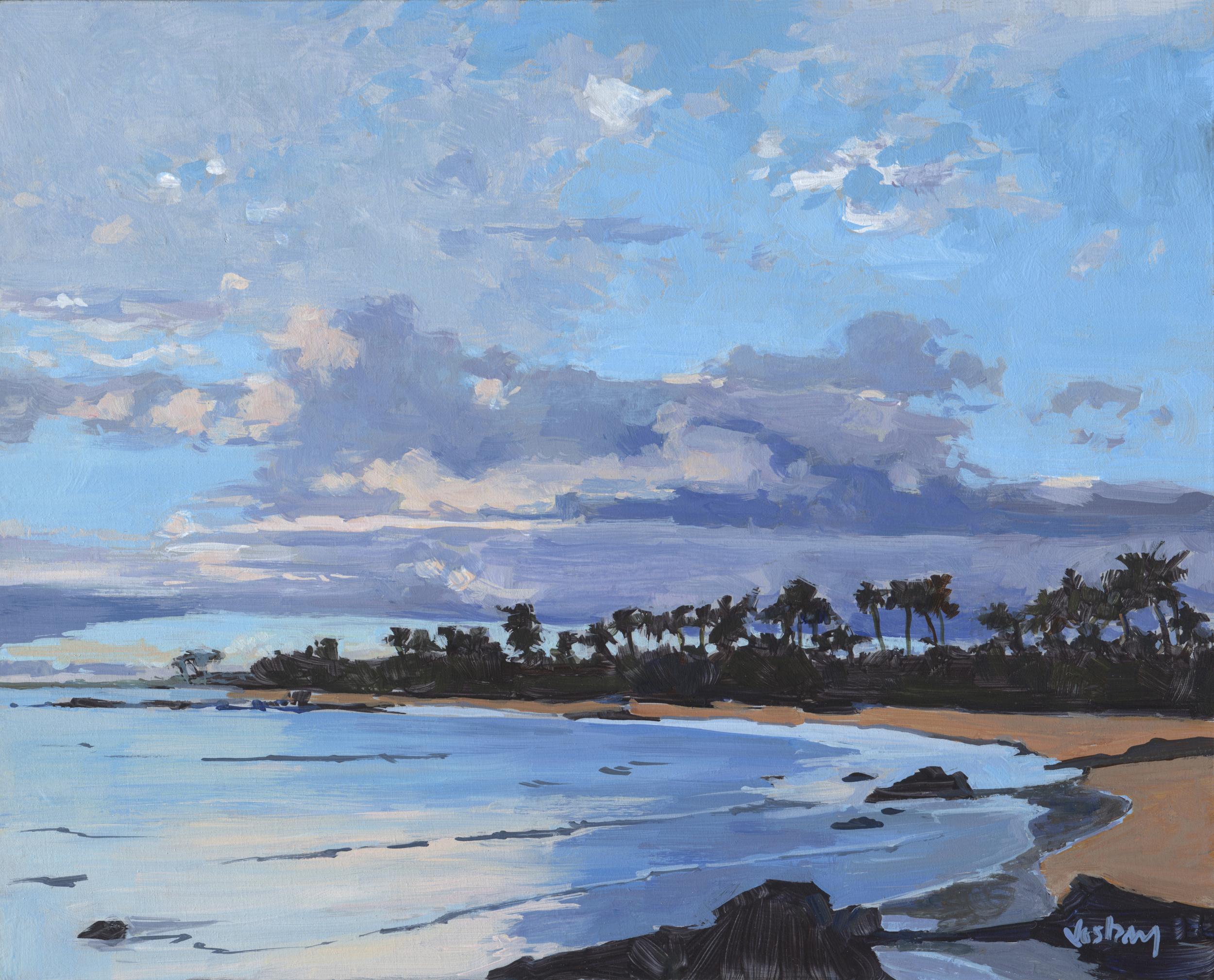 Keawakapu Sunset, Maui