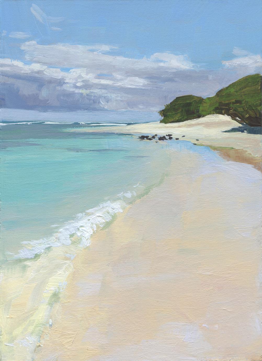 Stable Road Beach East, Maui