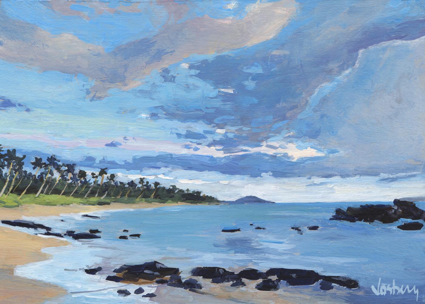 Keawakapu Beach Clouds, Maui