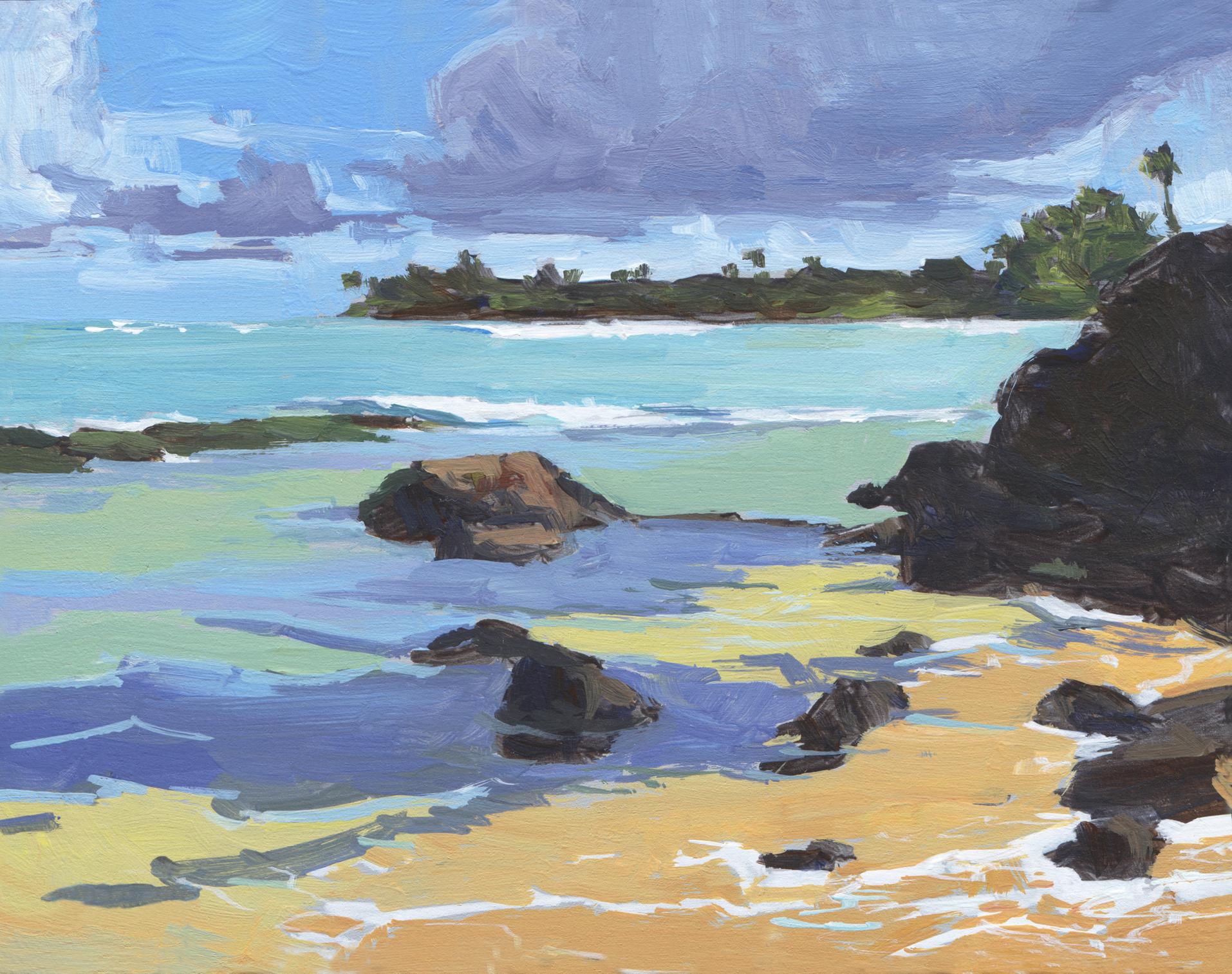 Tavares Bay, Maui