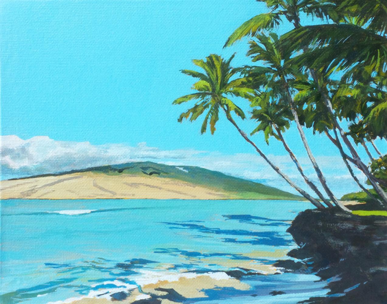Welakahau Street Beach, Maui