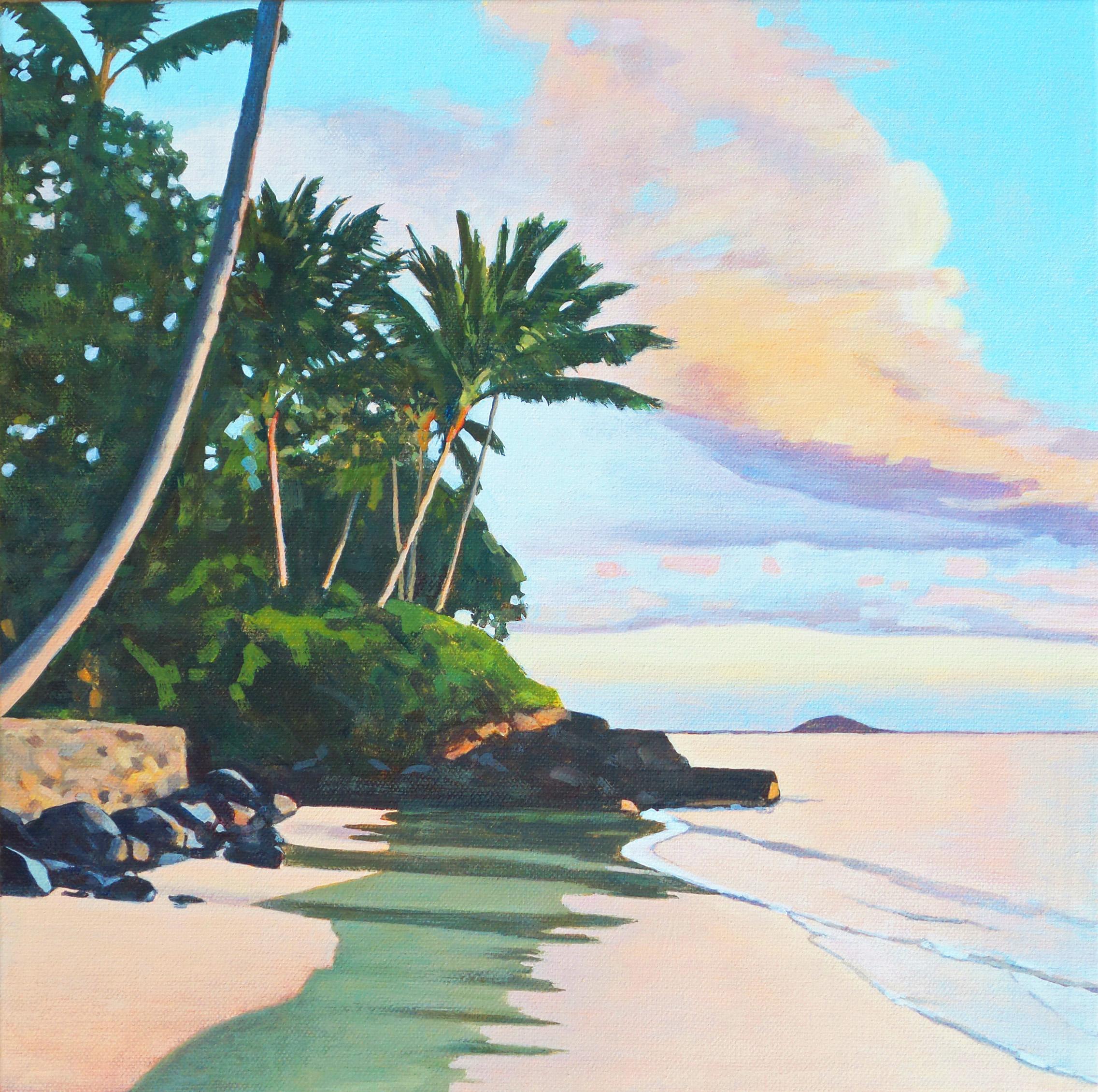 Summer Sunset, Maui
