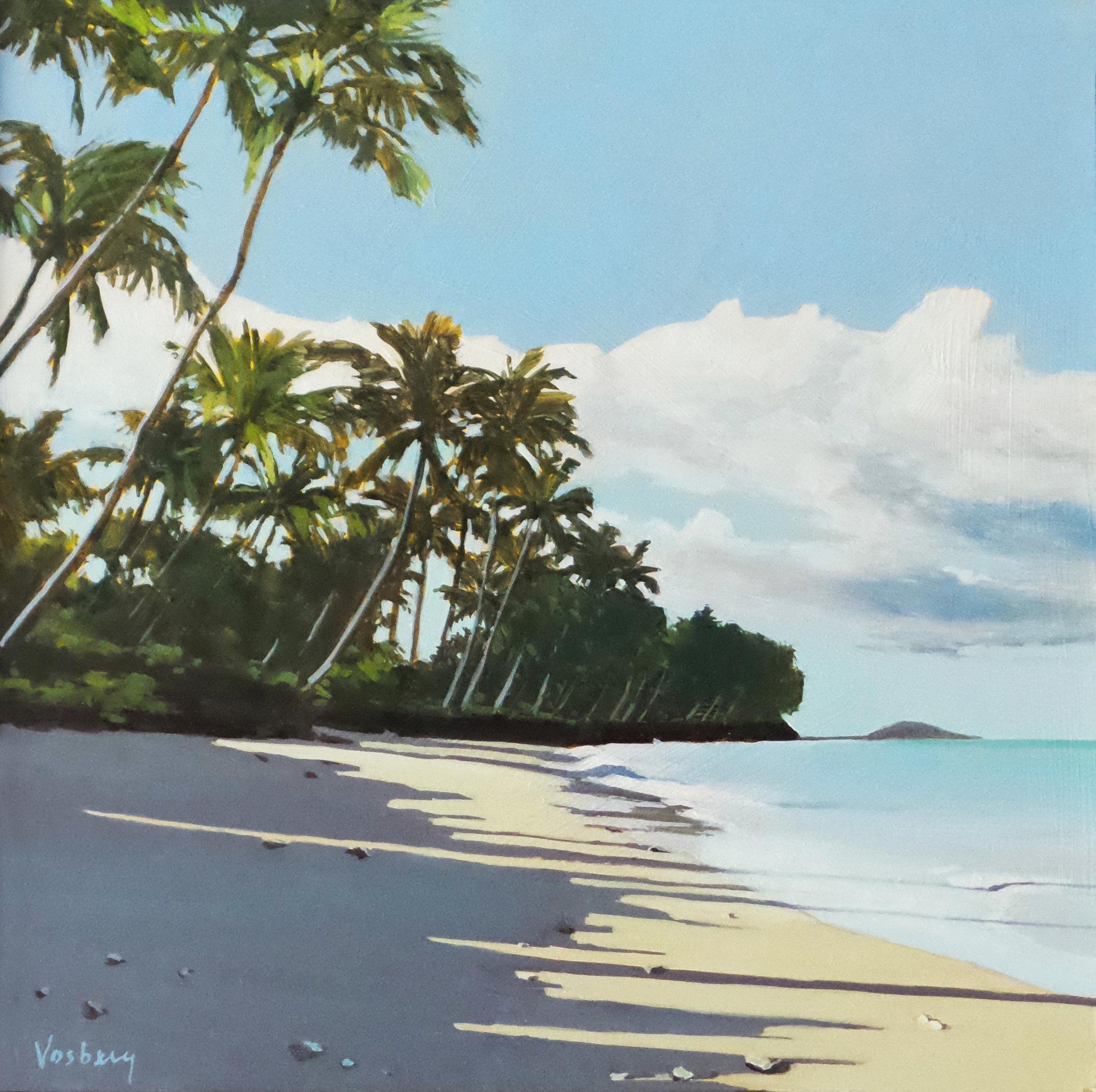 Kihei Beach Morning, Maui