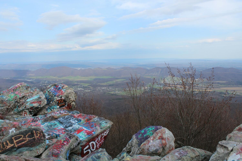 Dan's Rock