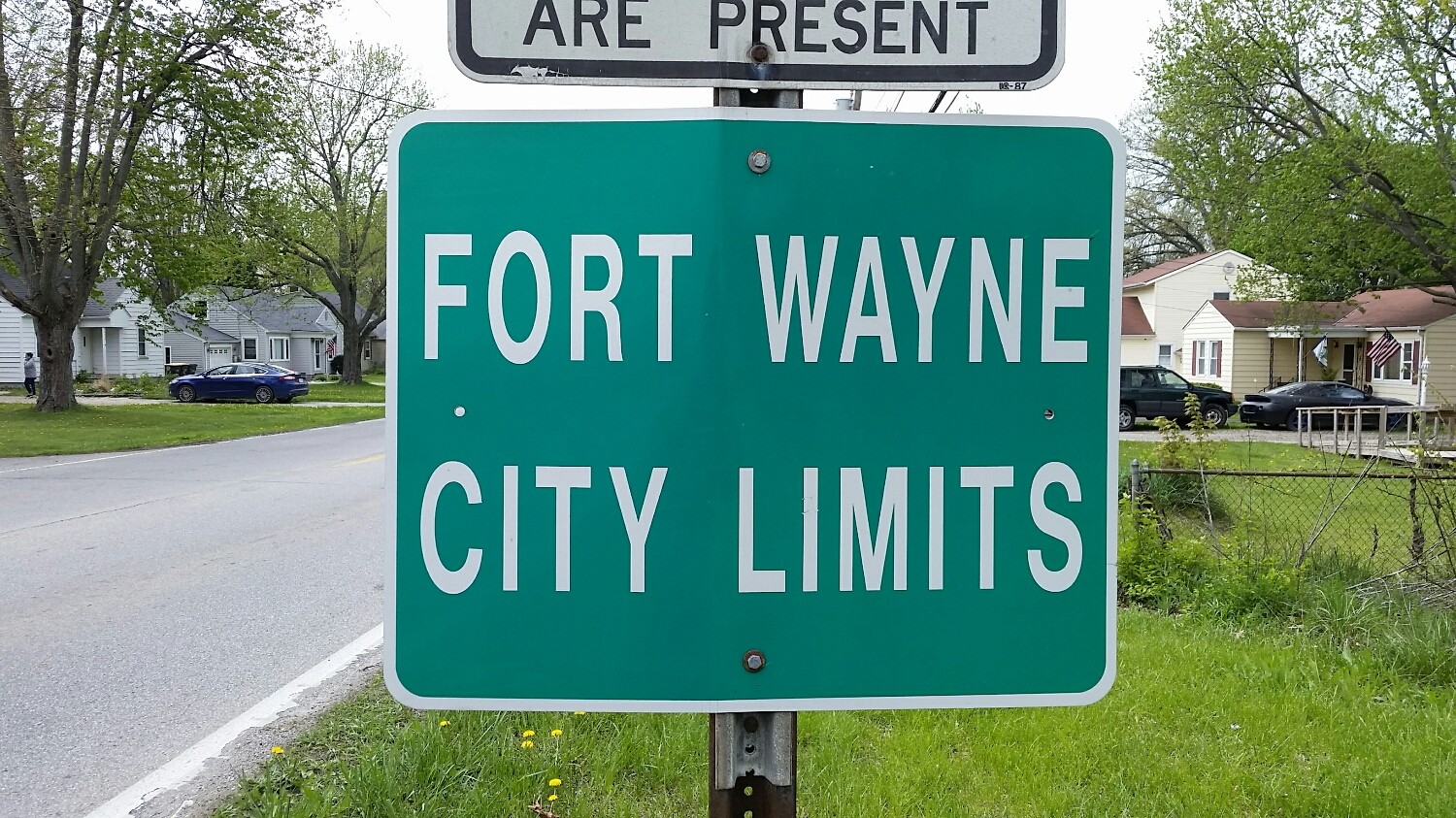 Welcome to Fort Wayne