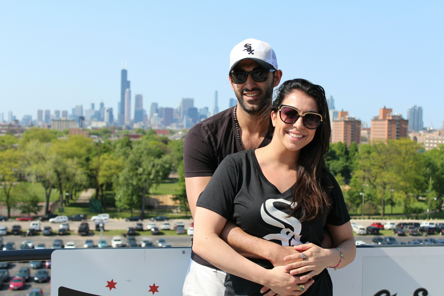 Great couple, great city