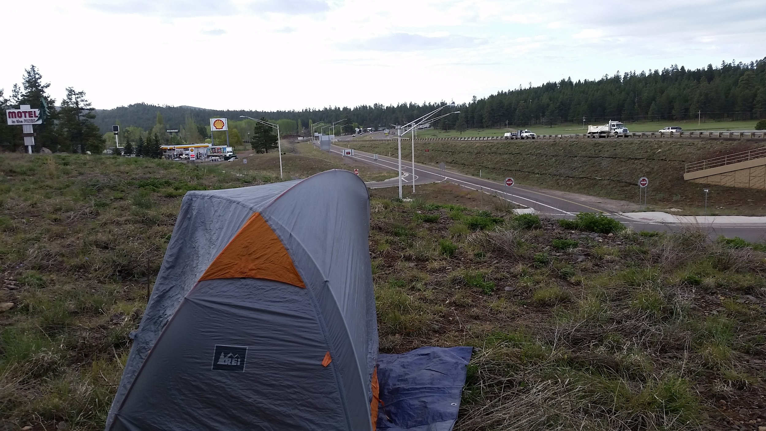 Munds Park Camping