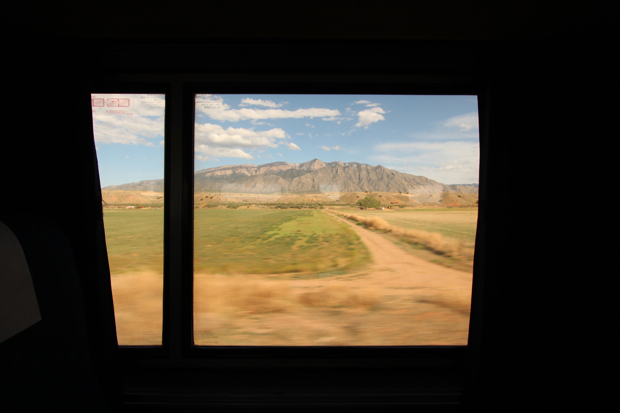 New Mexico Mountains Southwest Chief