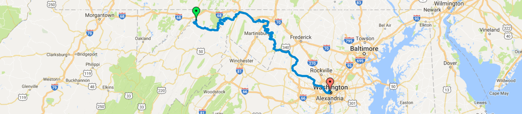 C&O Canal -