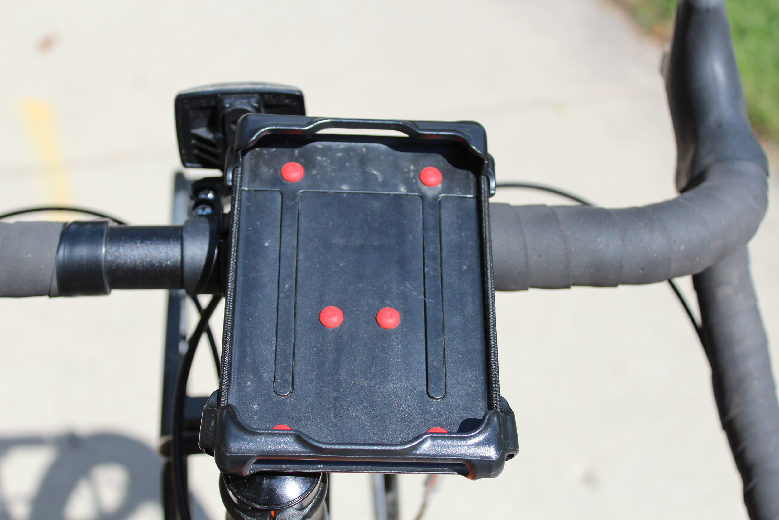 Delta Cycle Smartphone Caddy Review