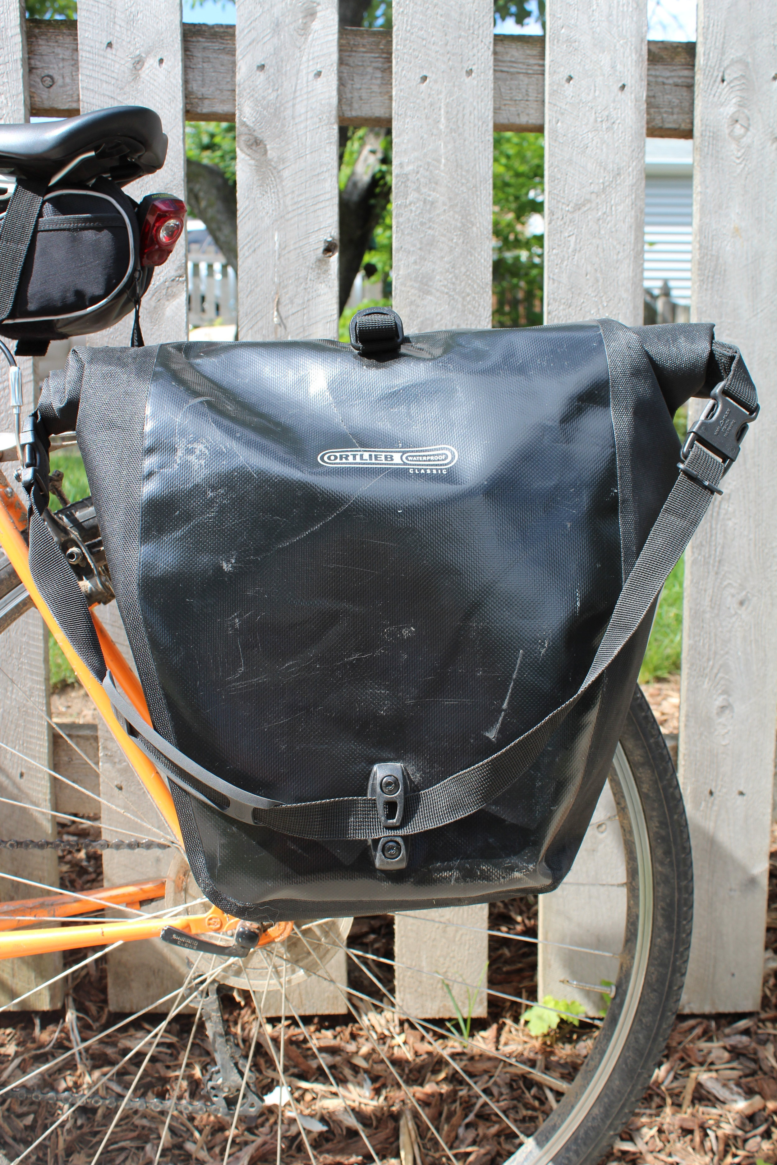 Ortlieb Panniers Review