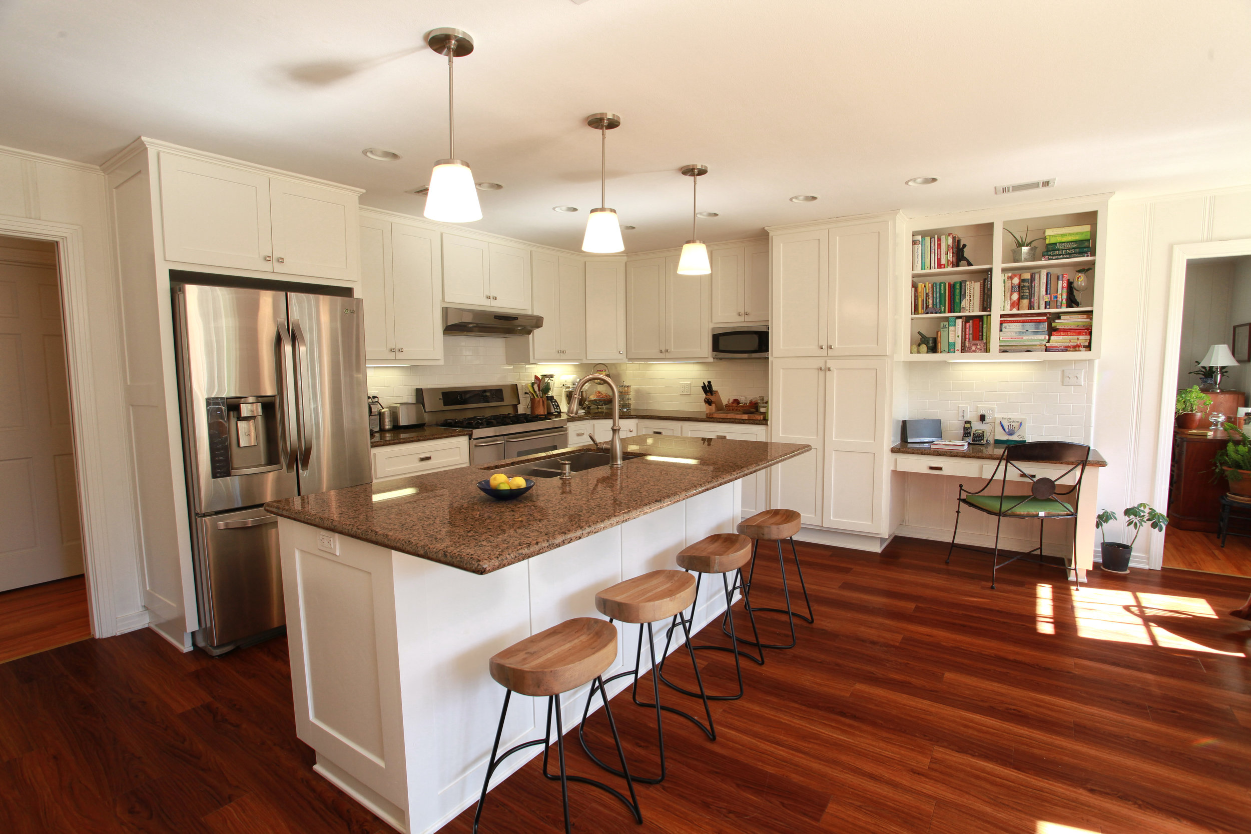 how remodeling your kitchen is like giving birth