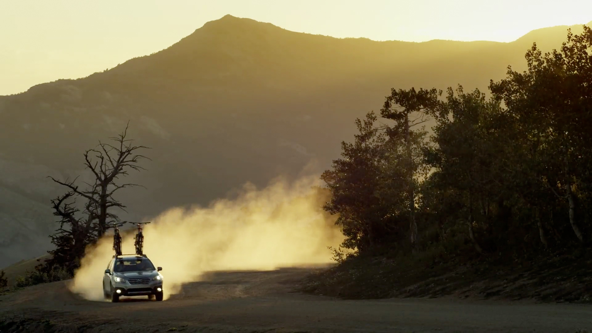 Subaru Outback - Four part series featuring the Subaru Outback in it's natural environment. Engaging real customers and capturing their passion and enthusiasim for the everyday adventure...