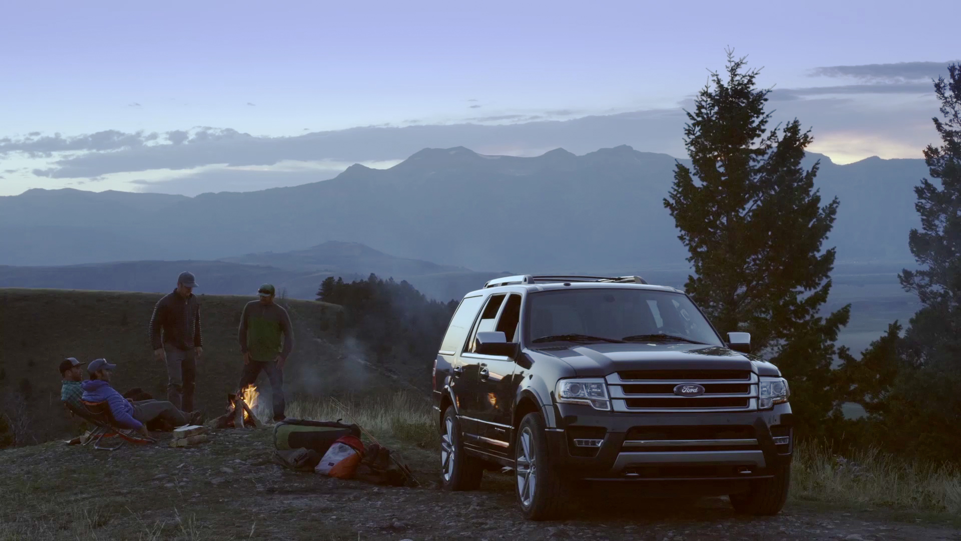 Ford Expedition - The series