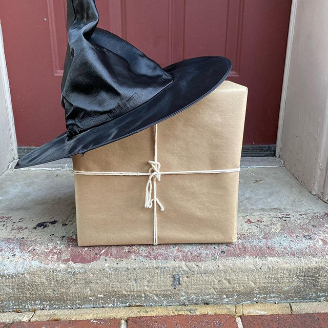 This is one trick-or-treater who wants to give you treats. Share this photo of the Mystery Box and you're automatically entered to win this box of a dozen books -- but the witching hour is 5 p.m. EDT Oct. 25. To quote the old Maryland lottery, you gotta play to win. For a chance to win, go to my Facebook page (www.facebook.com/lauralippman), find this photo and share on your timeline. Or find me on Twitter (lauralippman@lauramlippman), follow me and share this photo.