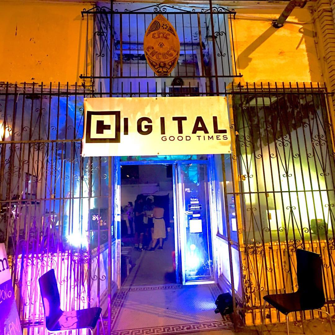 Digital Good Times Experience