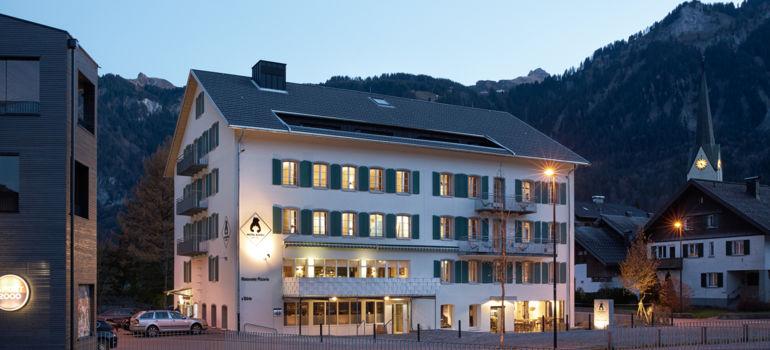 Vorarlberg/Mellau 20.-23.07.2017