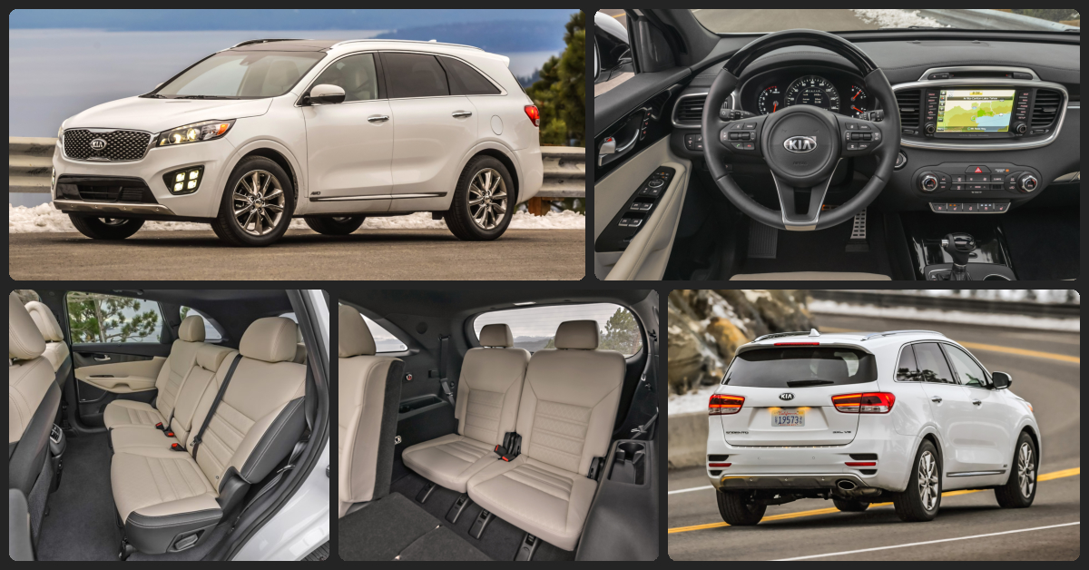 KIA Sorento LX  $1,000 Total Drive Off / $333 Total Monthly (taxes & fees included | 24 month lease)