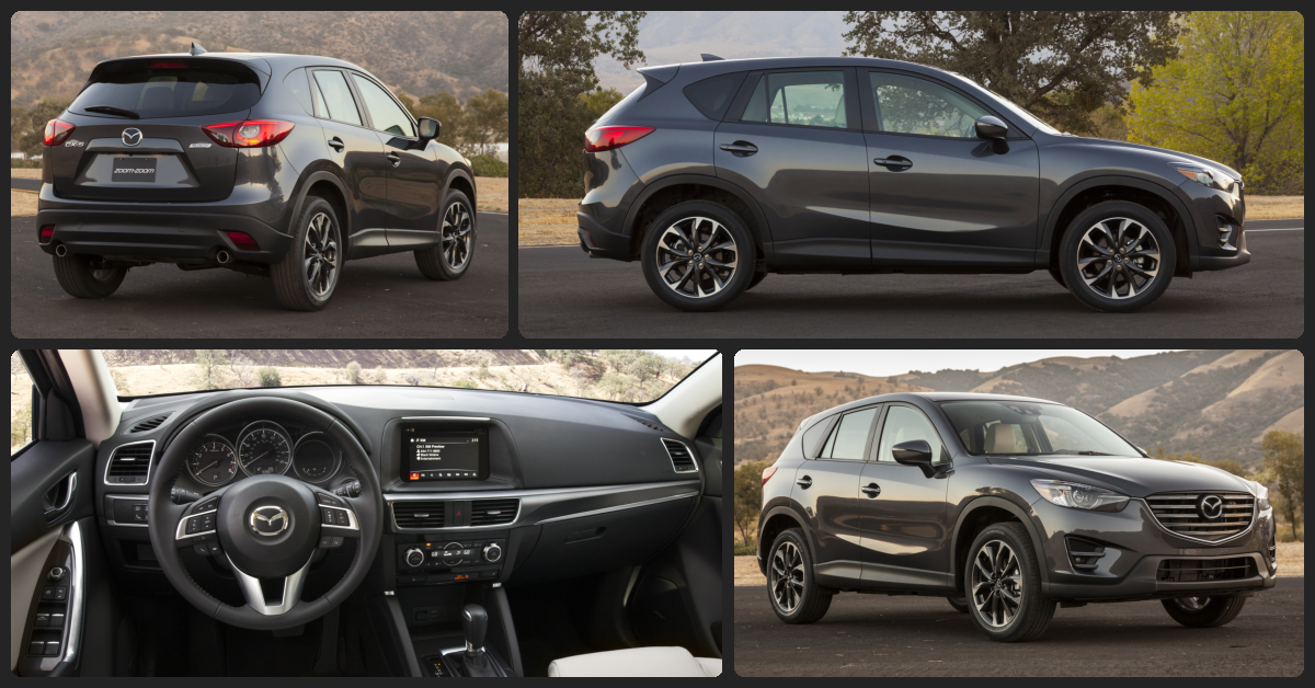 Mazda CX-5 Grand Touring  $1,000 Total Drive Off / $310 Total Monthly (taxes & fees included | 36 month lease)
