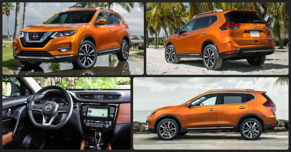 Nissan Rogue SL  $1,000 Total Drive Off / $265 Total Monthly (taxes & fees included | 36 month lease)